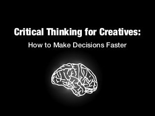How to Highlight Your Critical Thinking Skills on the Job Hunt     SPC Problem Solving  amp  Critical Thinking