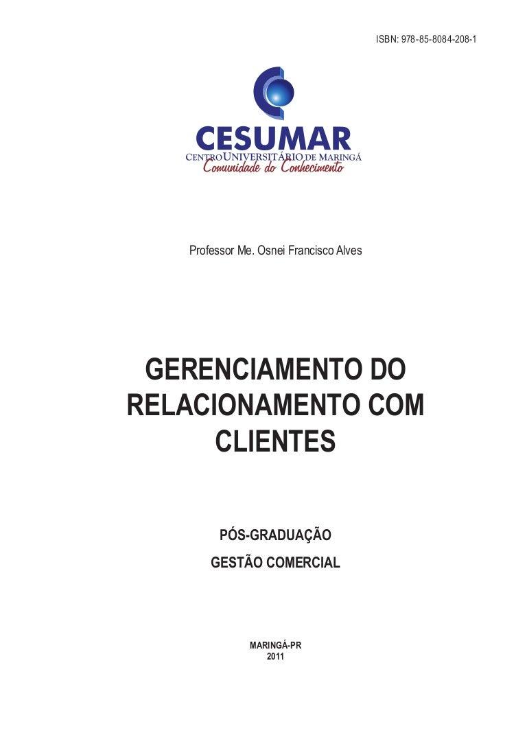 1f04086f40c3f CRM Gerenciamento Do Relacionamento Com Clientes