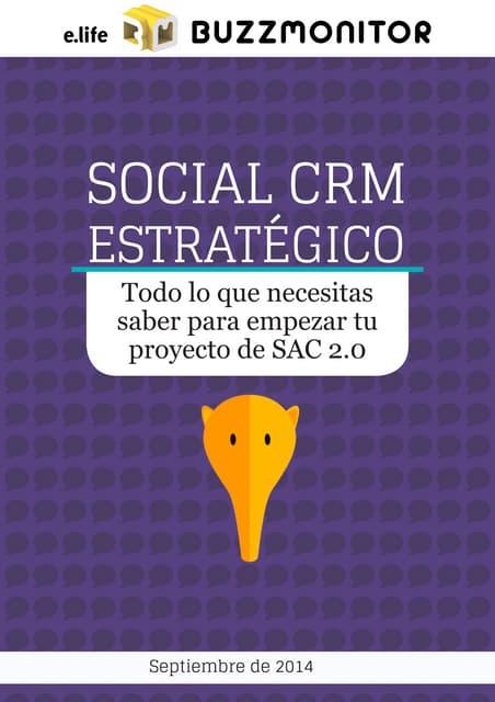 Social CRM estratégico