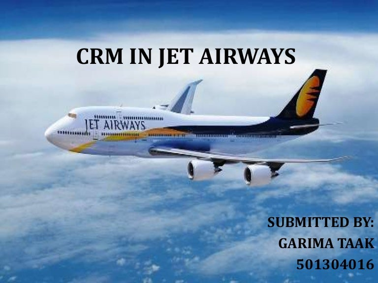 Crm in jet airways