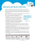 Crm salesforce.com selecting the right salesforce crm edition