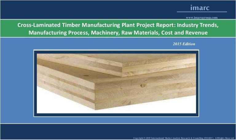 Timber Market With Cross Laminated Cross Laminated Timber