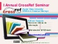 I CrossRef Annual Meeting Brazil