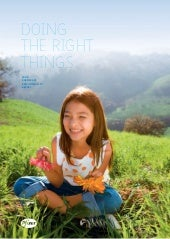 2009 Pfizer Corporate Responsibility Report