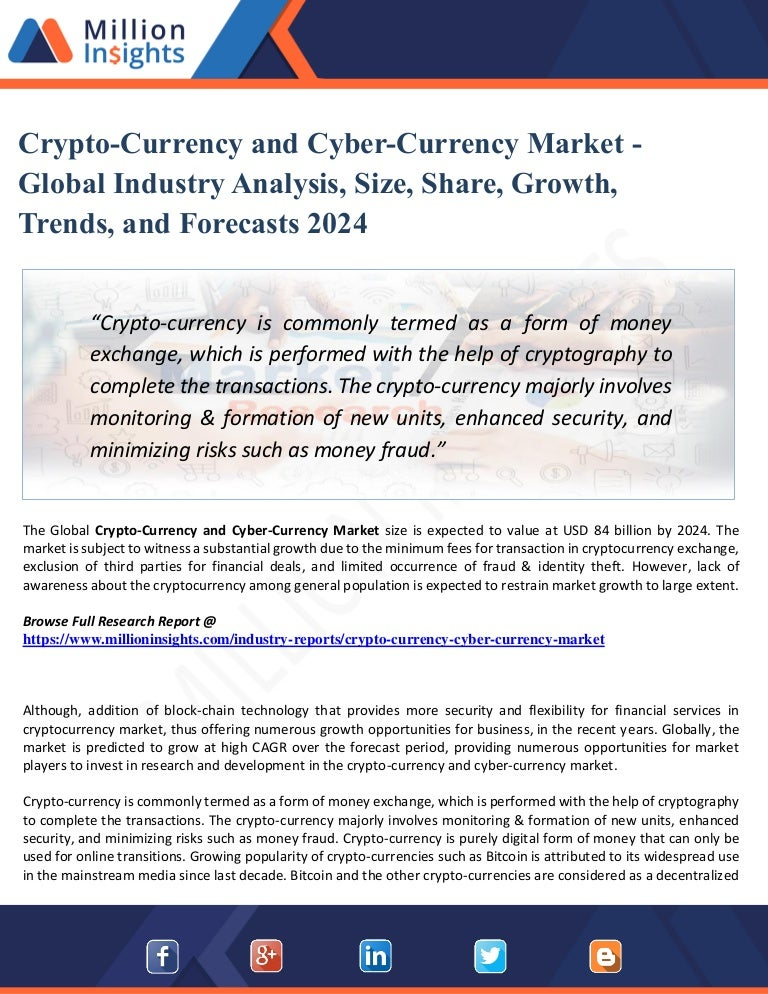types of cyber currency