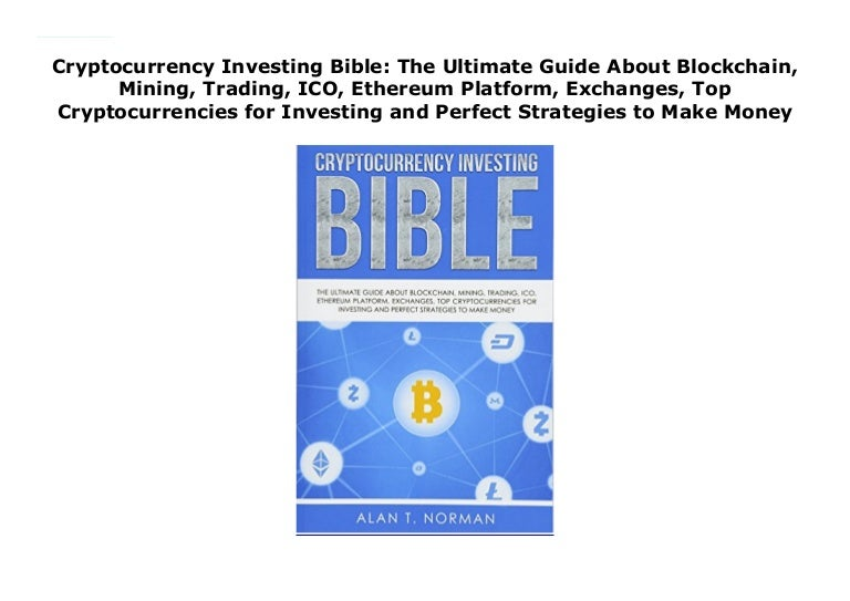 what does the bible say about cryptocurrency