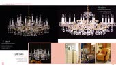 Crystal chandeliers maria theresia design by kny design www.kny-design.com