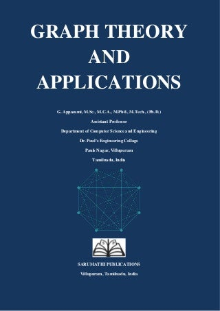 CS6702 graph theory and applications notes pdf book