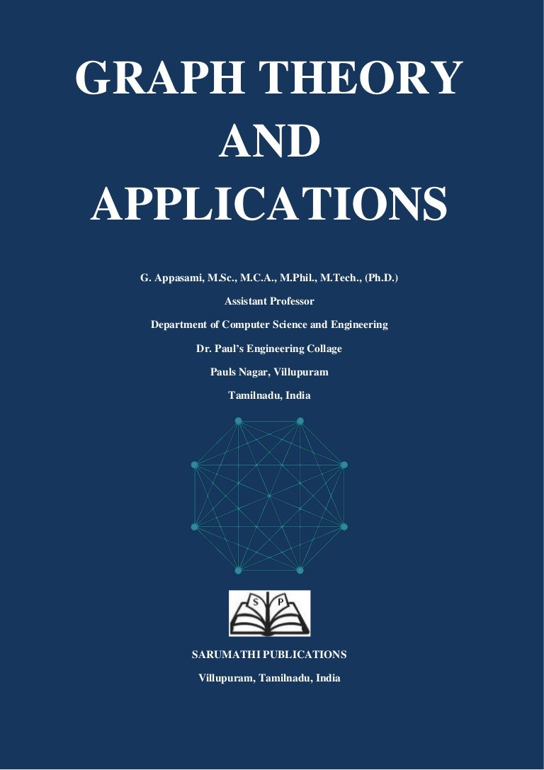 cs6702 graph theory and applications notes pdf book rh slideshare net