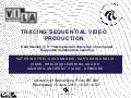 CSCL 2015 Tracing Sequential Video Production