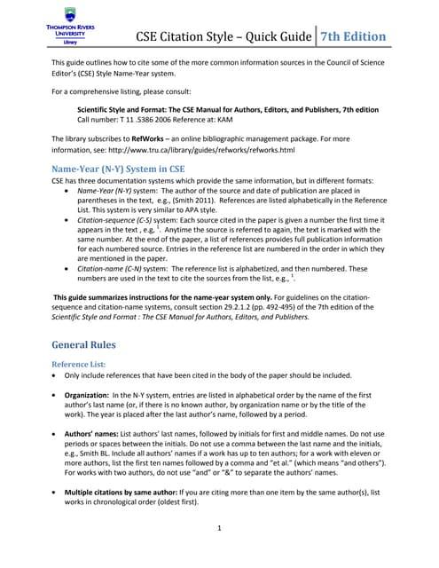 Reference Vs Citation   zombierangers tk