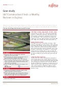Case study L&T Construction Finds a Worthy Partner in Fujitsu