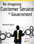 Re-Imagining Customer Service in Government