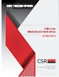 Csr in the Middle East and North Africa