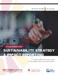Sustainability Strategy and Impact Reporting Masterclass
