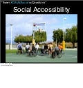 The Yahoo Social Accessibility Lab