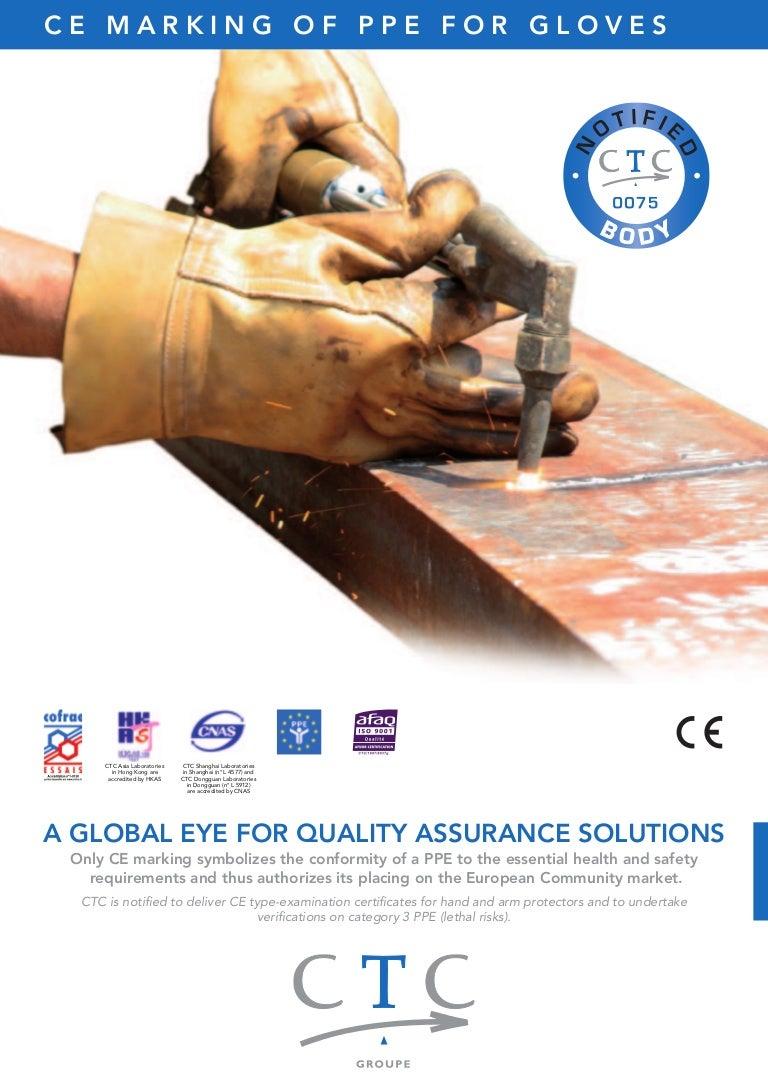 Ctc ce marking of ppe gloves english language 1betcityfo Choice Image