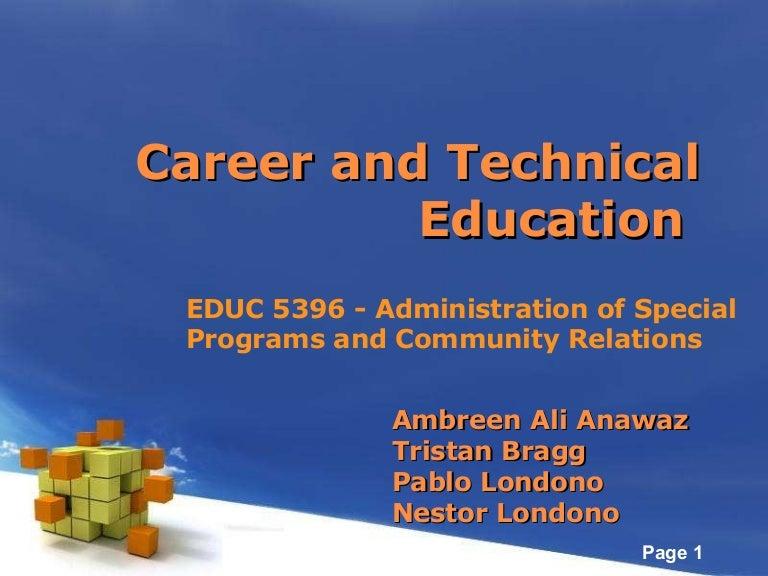 Career and technical education cte toneelgroepblik Image collections