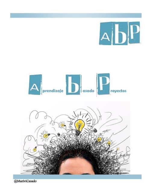 Cuadernillo abp diseño metodologías activas