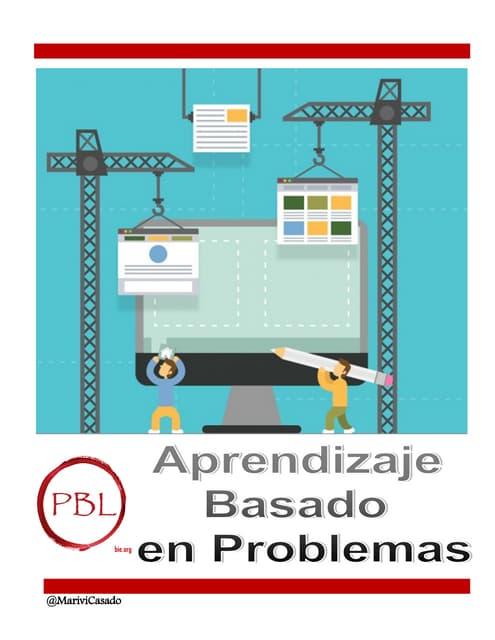 Cuadernillo PBL diseño metodologías activas