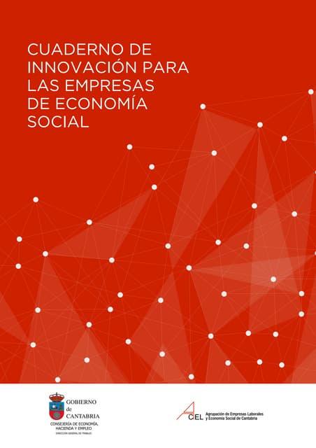 Cuaderno Innovación Empresas de Economía Social