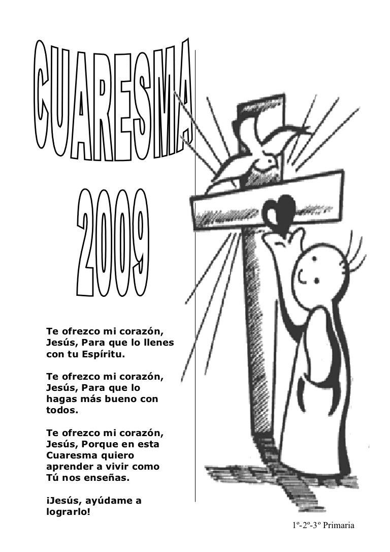 Cuaresma 2009-oraciones-primaria-1-2-3