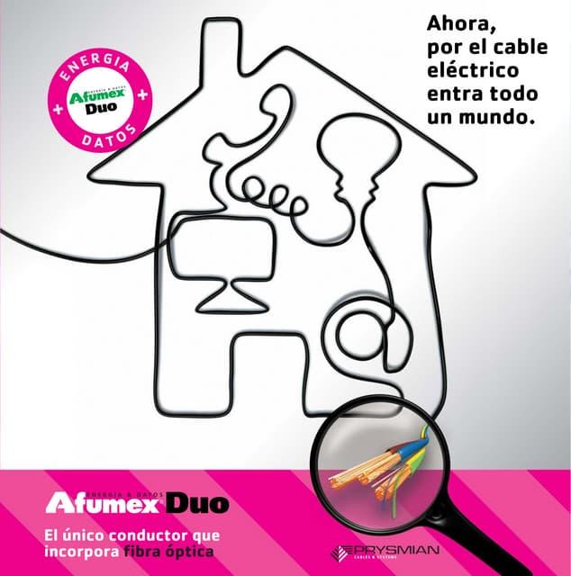 Dossier tecnico Afumex duo
