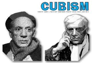 Cubism - Biographies of Picasso and Brague
