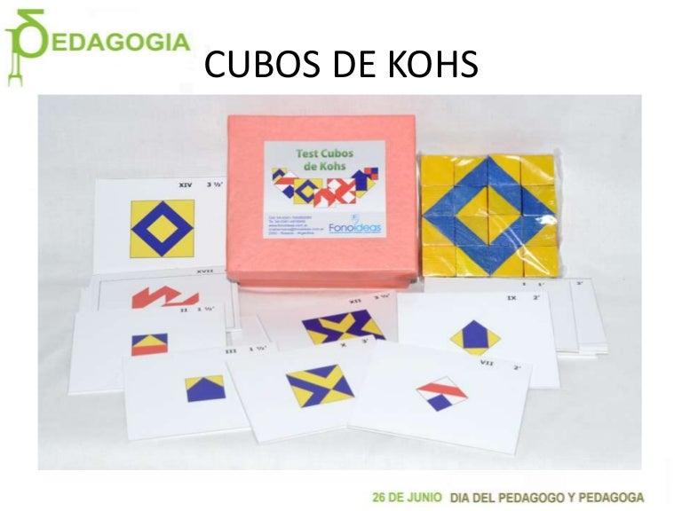 Cubos De Kohs
