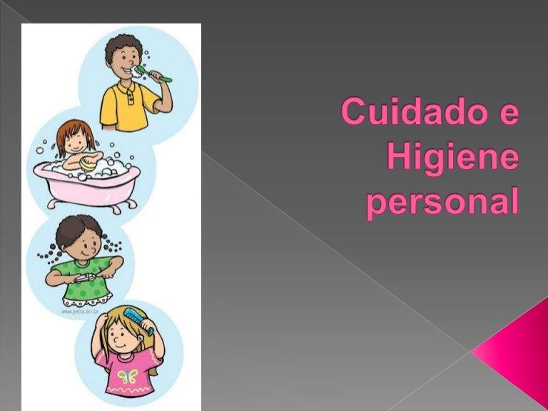 Cuidado personal para niños