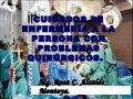 Cuidados de Enfermería a la persona con problemas quirúrgicos