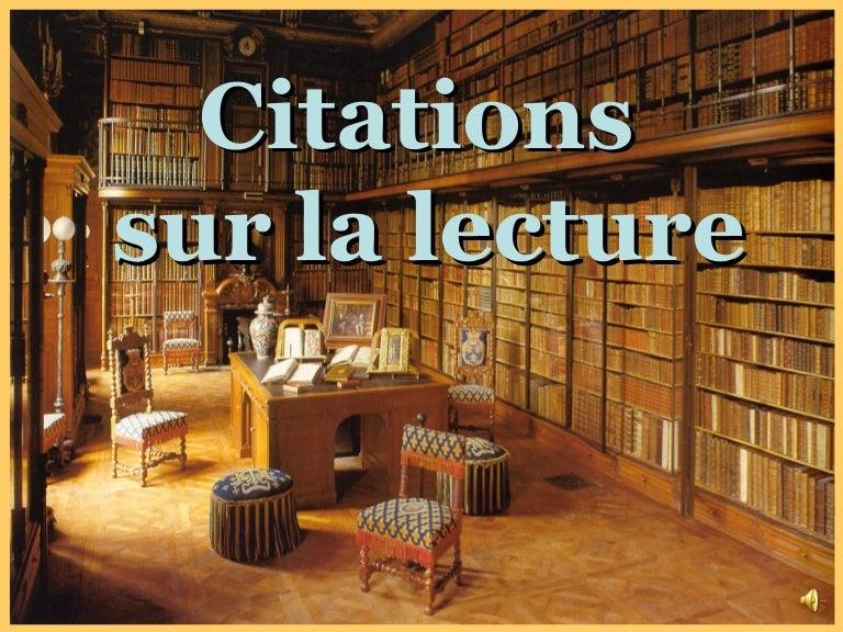 Citations Lecture