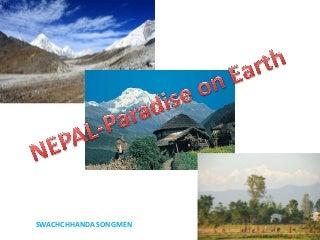 Nepal- a Presentation