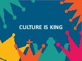 Culture is King - Recruitment Leaders Connect 2015
