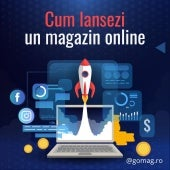 Cum iti lansezi un magazin online in 3 pasi simpli