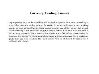 Day Florida Trading Course Florida Day Traders