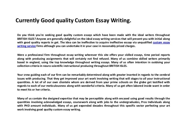 How To Write A Business Essay  English Class Reflection Essay also Argumentative Essay Thesis Currently Good Quality Custom Essay Writing Gay Marriage Essay Thesis