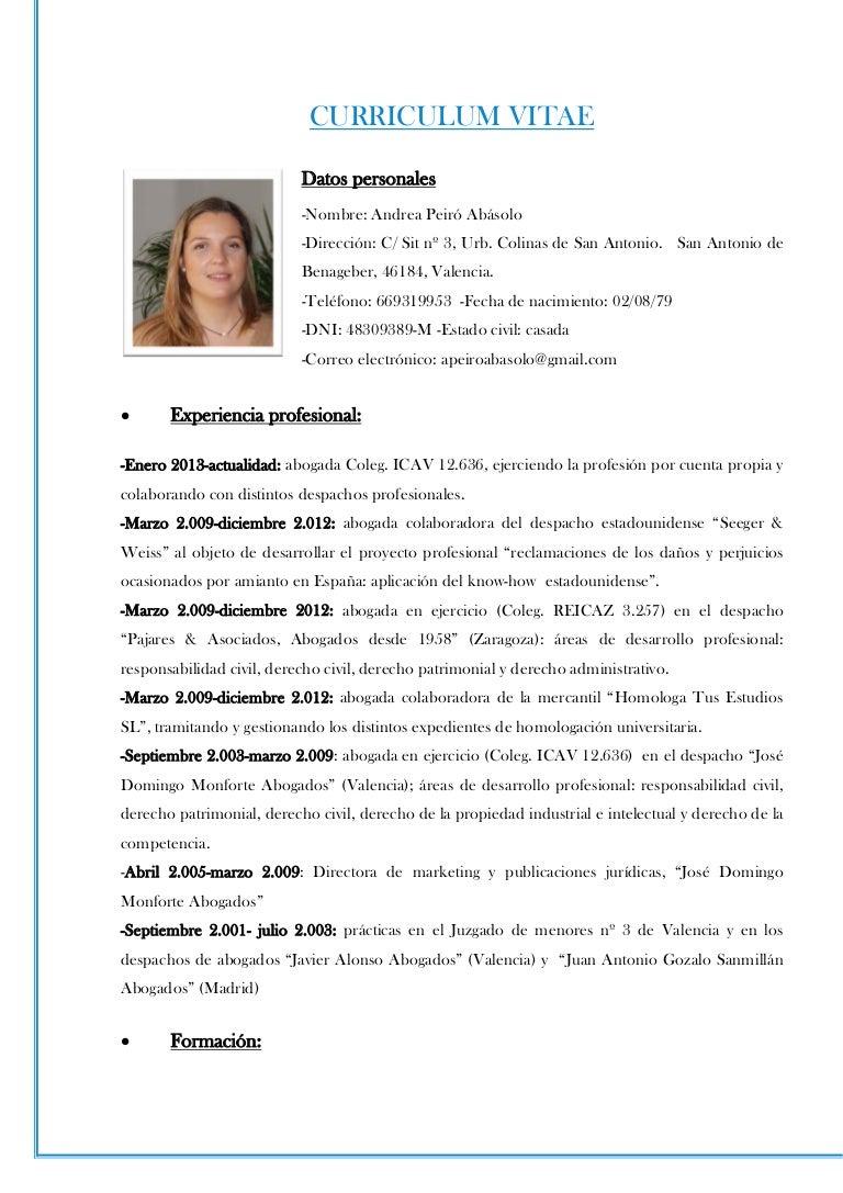 Famoso Muestra De Curriculum De Abogado De Inmigración Modelo ...