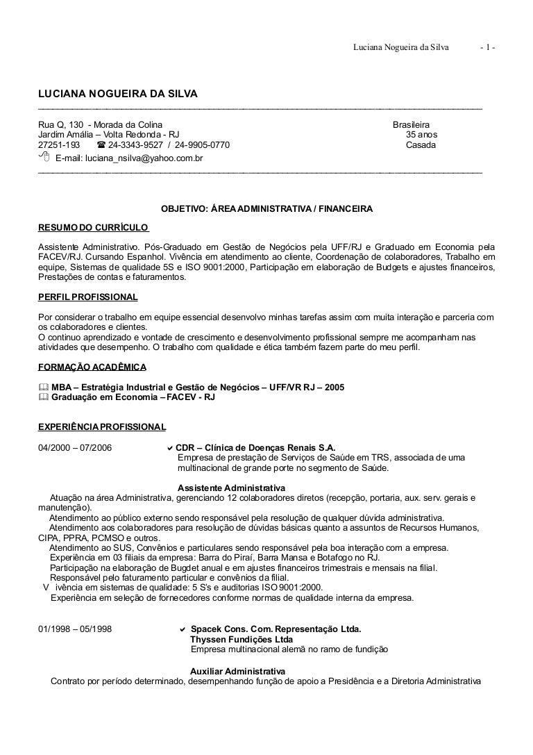 Moderno Objetivo Del Currículum General Para El Asistente ...