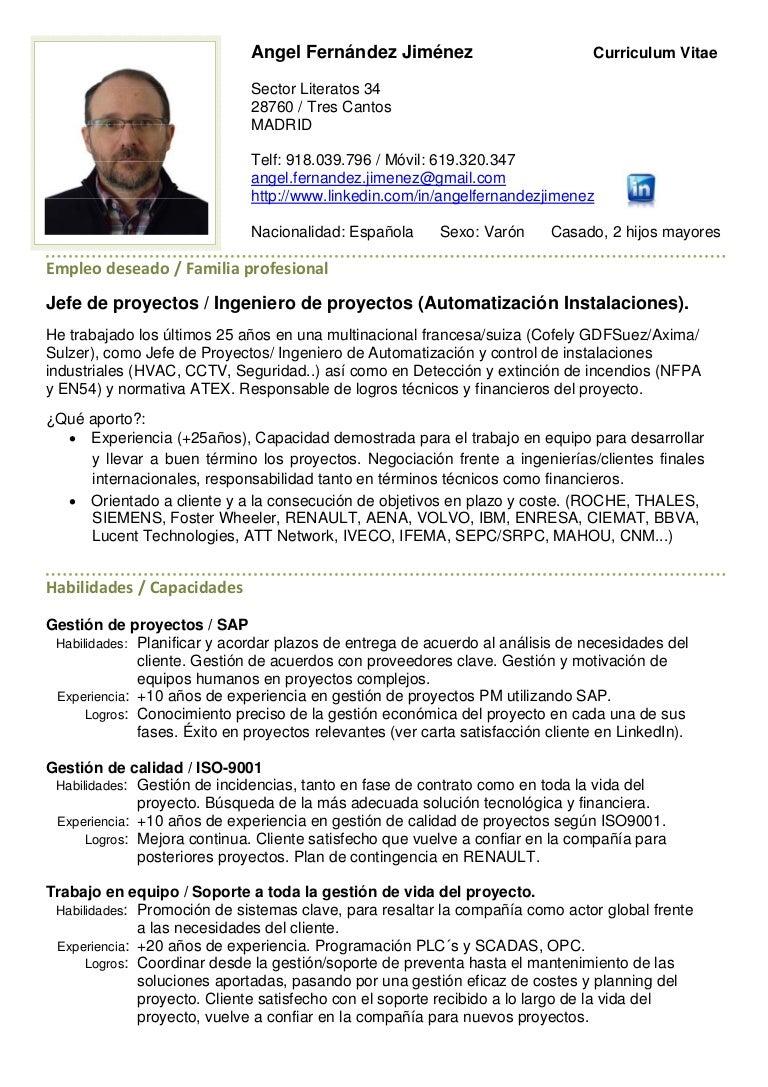 Excepcional Objetivo De Mantenimiento Del Currículum Mecánico Regalo ...