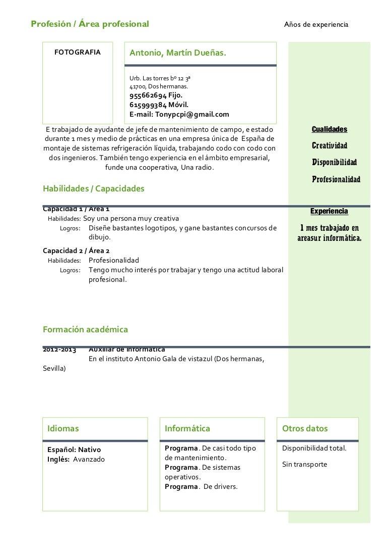Curriculum vitae-modelo4b-verde