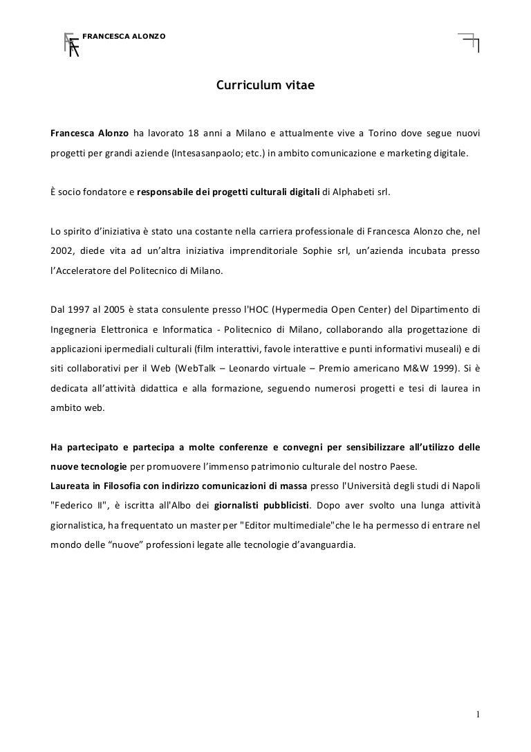 Curriculum 2015 Alonzo