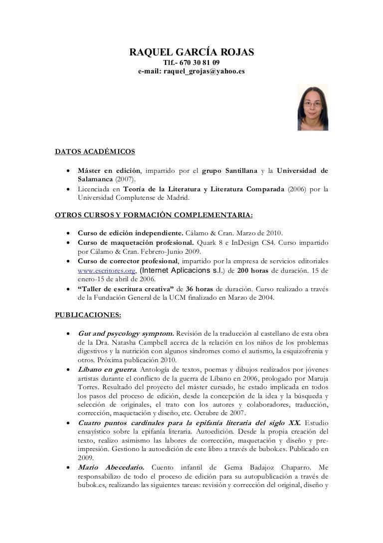 Curriculum + Dosier