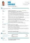 Currículum de Raúl Lasa