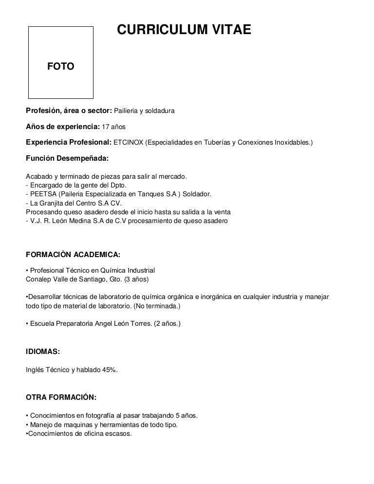 curriculumvitae-120427163458-phpapp02-thumbnail-4 Que Es Un Curriculum Vitae Y Ejemplo on