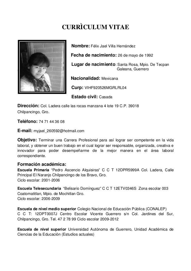 Increíble Carrera Objetivo Cv Contabilidad Composición - Colección ...