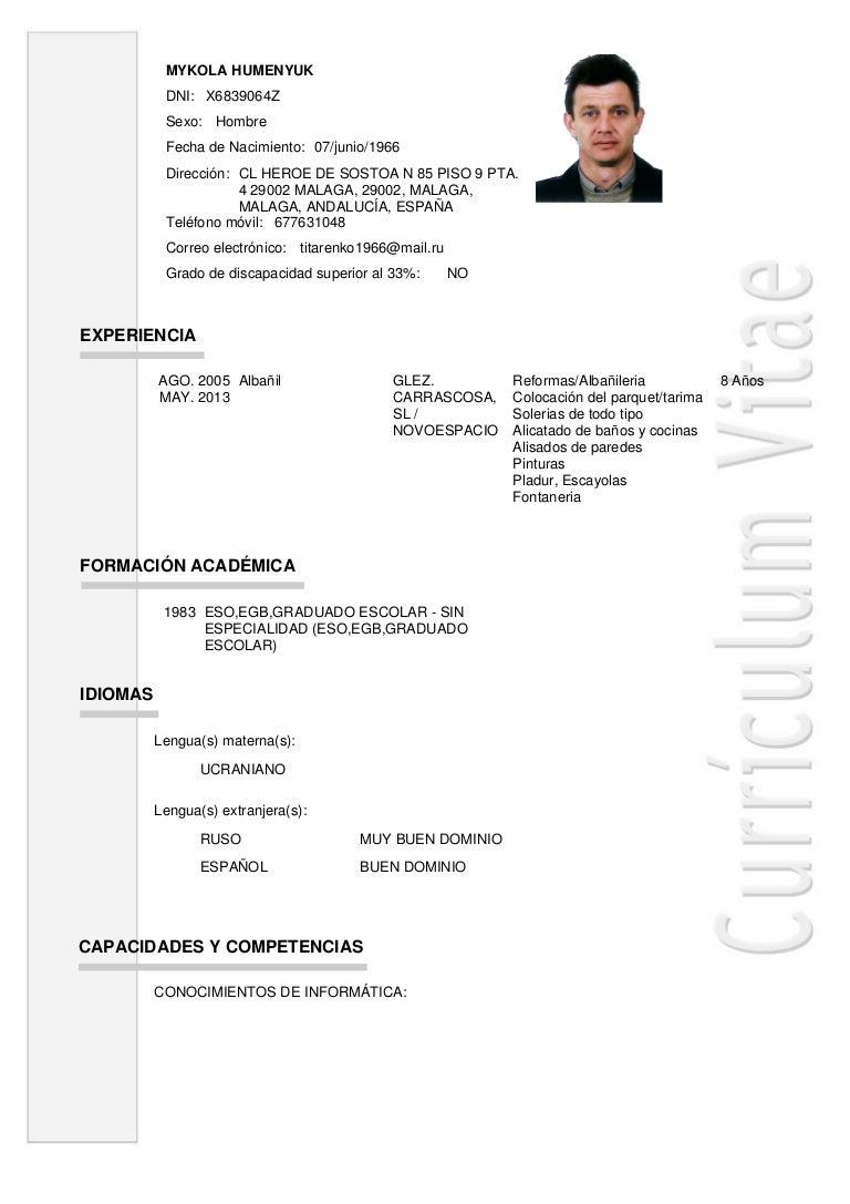 Encantador Currículum Para Graduados Sin Experiencia Modelo ...