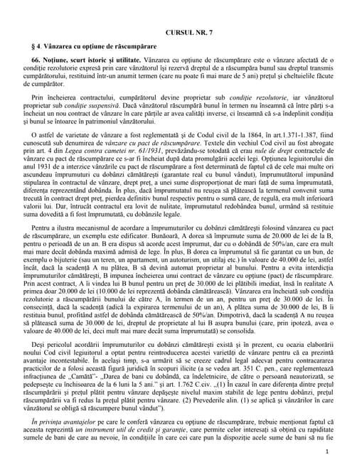 Contractul de vânzare - Notar public București - Piața Amzei