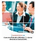 Curso informatica windows7 correo electronico outlook 2007