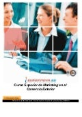 Curso marketing en el comercio exterior